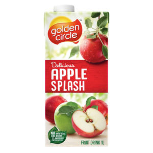 Apple Splash 1L
