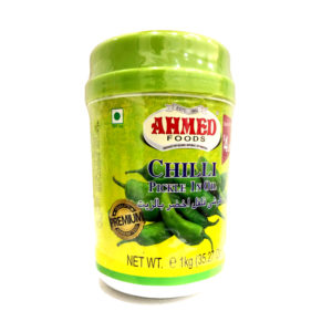 CHILLI PICKLE 1KG AHMED