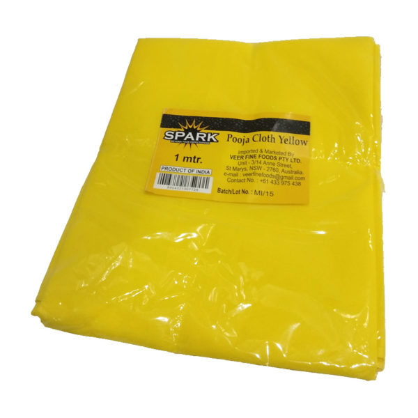Cloth Yellow 1 meter