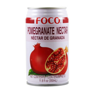 Foco Can Pomeranate Juice 350 ML
