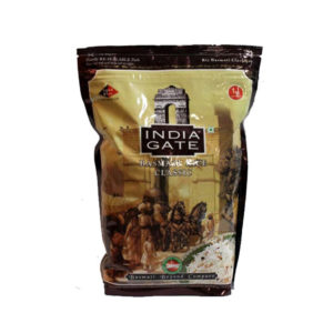 India Gate rice 5 Kg
