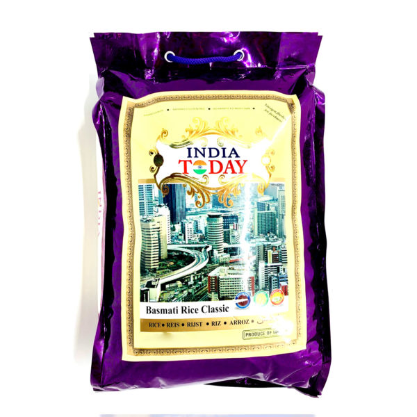 RICE Bas CLASSIC 5KG INDIA TODAY