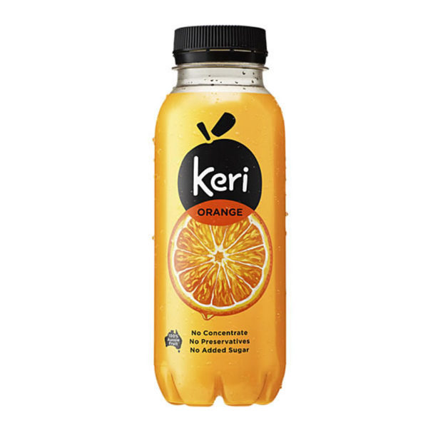 Keri Orange 300ml Pet