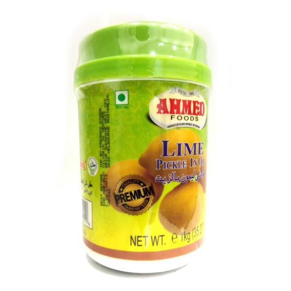LIME PICKLE 1KG AHMED