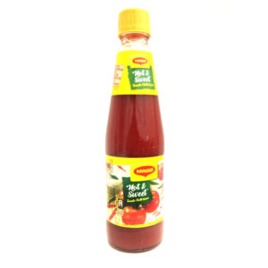 MAGGI HOT & SWEET SAUCE 500ML