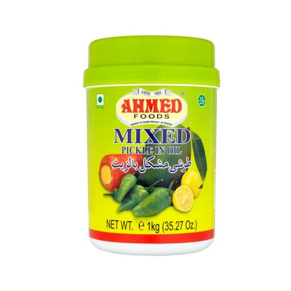 MIX PICKLE 1KG AHMED