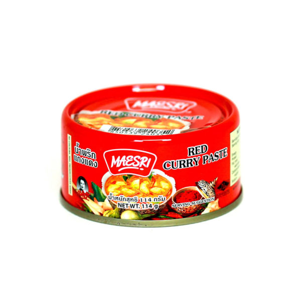 Mae Sri Green Curry Paste 114g