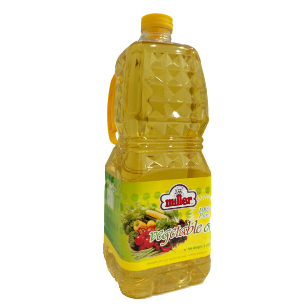 Vegetable OilMiller 5Lt