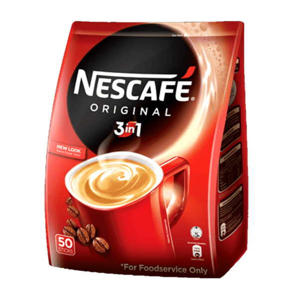 Nescafe 3 in i Coffee Mix Red 19g
