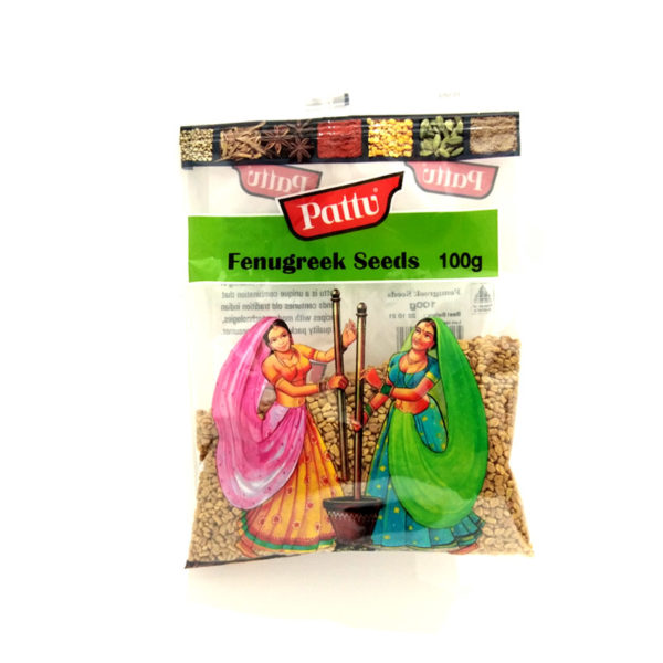 Fenugreek Seeds 100gm