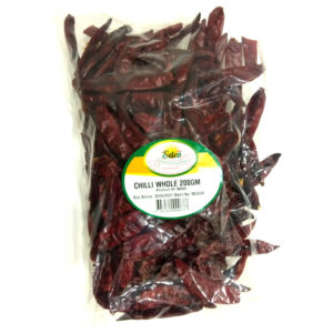 whole Chilli 200gm