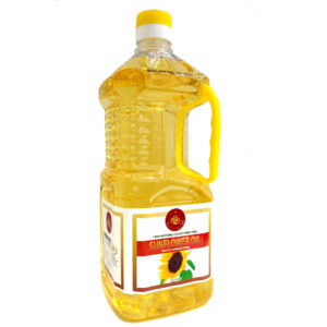 Sunflower oil 2 ltrs