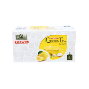 Tapal  Tea Bags 30pc Lemon