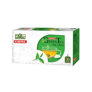 Tapal Tea Bags 30ps pure green