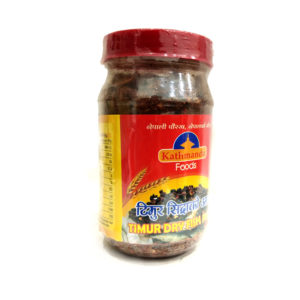 Timur Pickle With Fish 200g