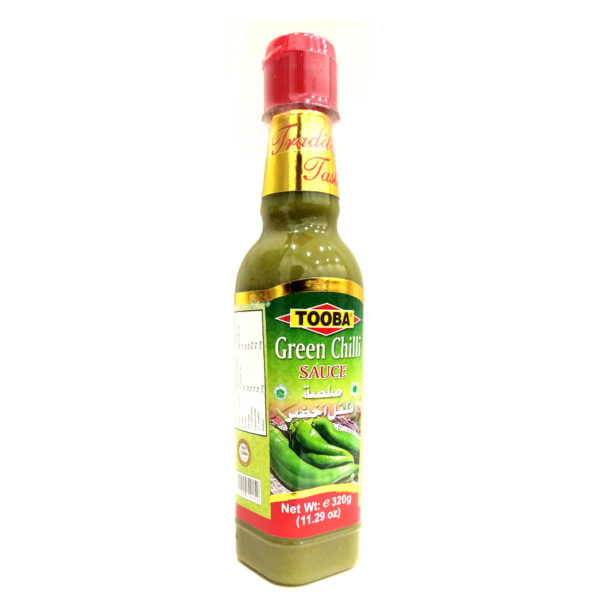 Tooba G Chilli Sauce 320gm