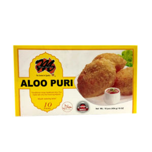 Mexim Frozen Aloo Puri 454gm