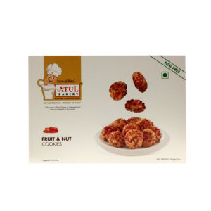 Atul Fruit & Nut Cookies 200g