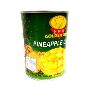 GL Pineapple Slice in Syrup 565g