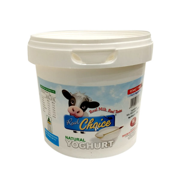 Real Choice Yogurt 2kg