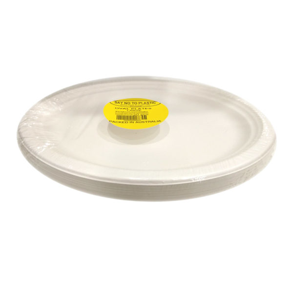 Large Oval Plate 20pc